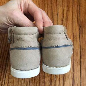 Jacadi Shoes - Jacadi boys t-strap leather shoes